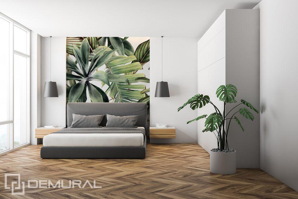 Minimalistische Verwijzing Naar De Natuur Texturen Fotobehangen Fotobehangs Demural